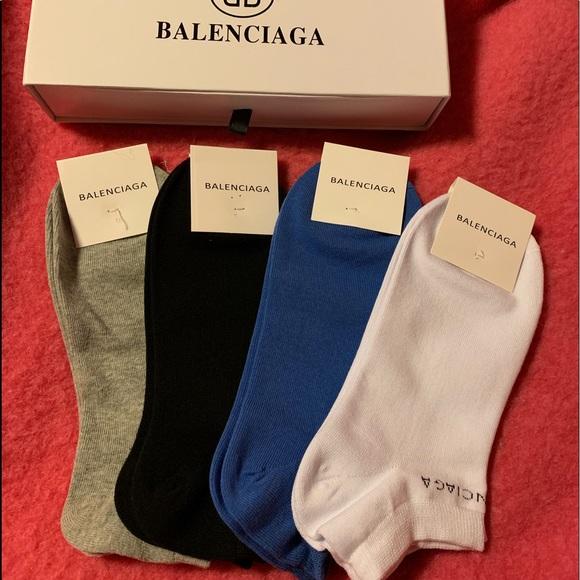 balenciaga socks size 4
